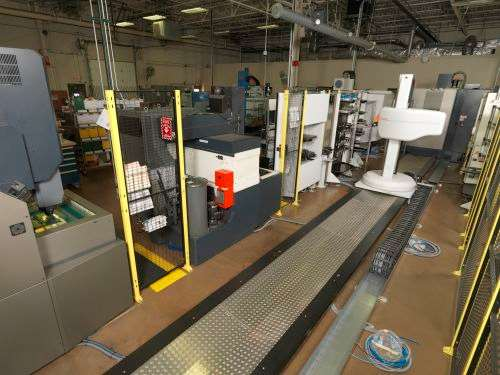 automated mold shops