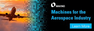 Makino for the Aerospace Industry