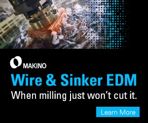 Makino EDM Machines