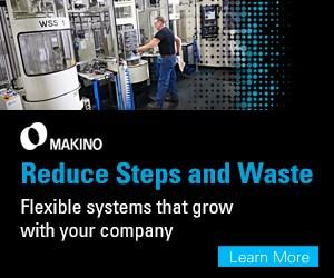 Makino MMC2 Automation System