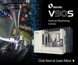 Makino V90S 5-Axis VMC