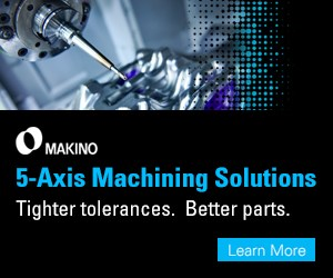 Makino 5 Axis Machining