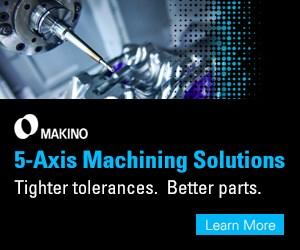 Makino 5 Axis Machining