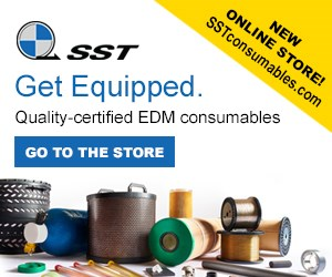 EDM Consumables Made Easy