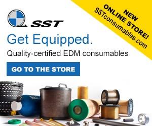EDM Consumables Made Easy