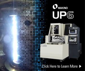 Makino UP6 Wire EDM