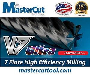 Mastercut Tool - V7 Endmills