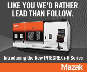 Mazak New INTEGREX i-H Series