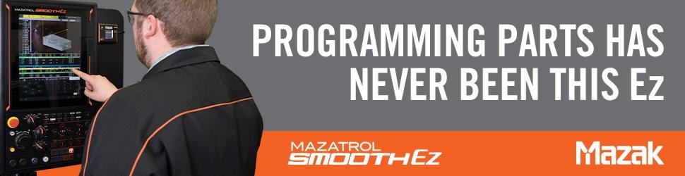 Programming parts has never been this Ez