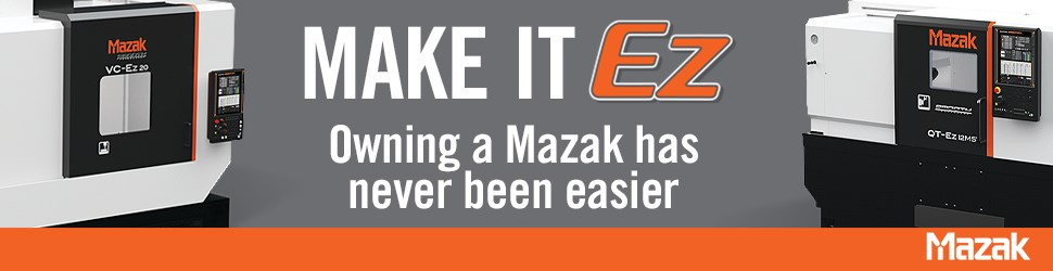 Make it Ez with Mazak