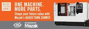 Mazak's QUICK TURN 250MSY