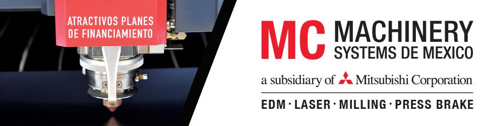 MC Machinery Systems de Mexico, SA de CV