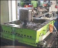 Melt compression molding process