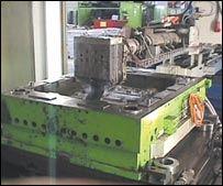 Melt compression molding process
