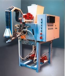 Picture of ECO metering/mixing system from Respecta