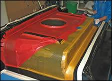 Method of mold heating/cooling