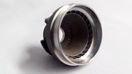Aerospace fuel nozzle