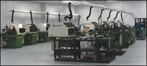 micro-cutting tool production