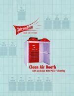 Micro Air Clean Air Booth brochure