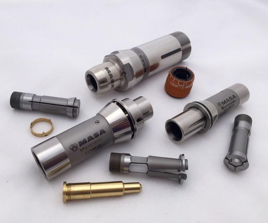 Microconic cartridges