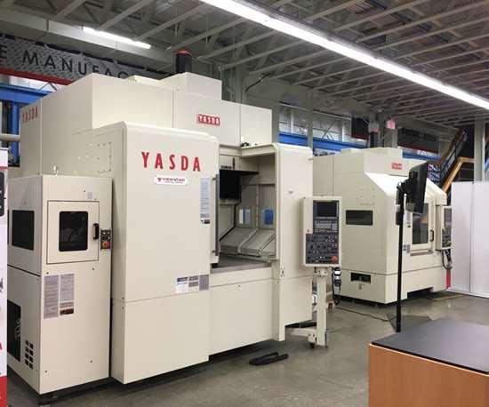 Yasda machining centers