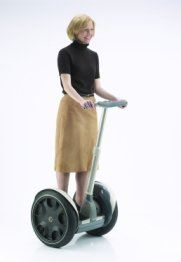 The Segway HT