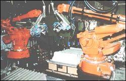 Bayer's test lab