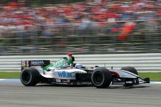 Racer photo