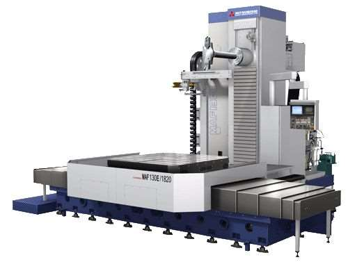 Mitsubishi Heavy Industries MAF-E table-type horizontal boring mill