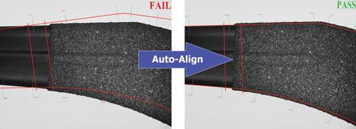 Auto-Align feature