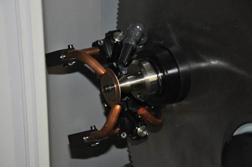 Wheel pack for Vollmer disc erosion machine