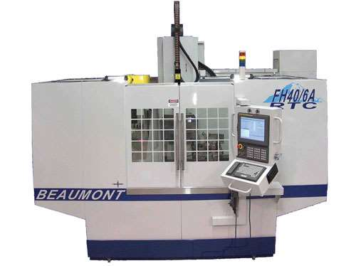 FH series of fast-hole EDMs from Beaumont Machine