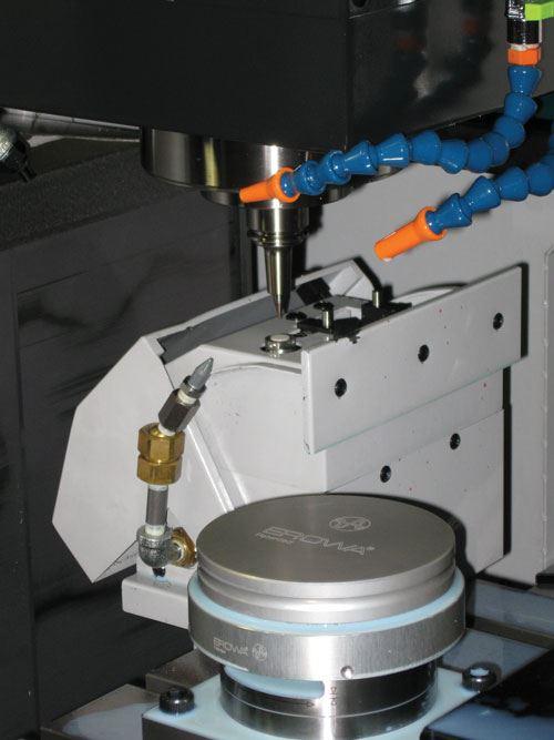 dynamic tool length measurement