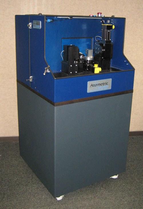 micromachining center