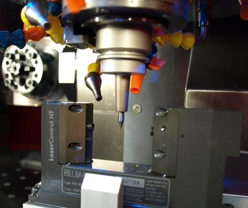 Laser Tool Measurement