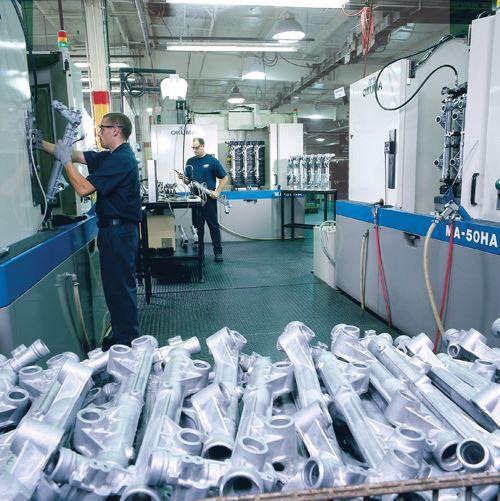 Busche CNC machines