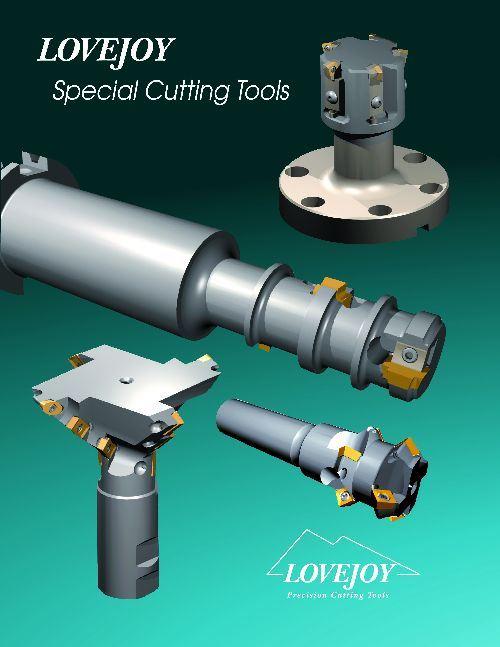 Lovejoy Special Cutting Tools brochure