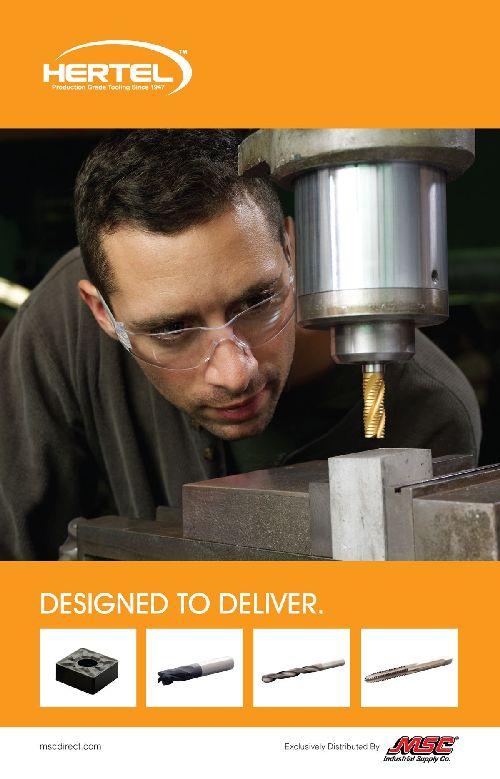MSC Industrial Supply Hertel catalog