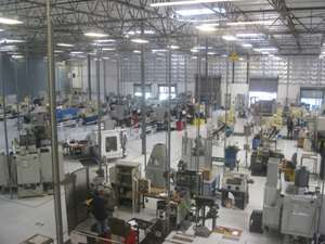 Alphatec's Carlsbad plant