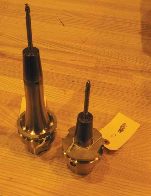 two tool setups