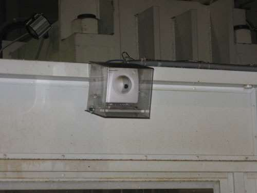 MSI mounted a Web camera