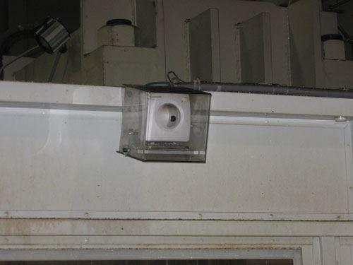 MSI mounted a Web camera