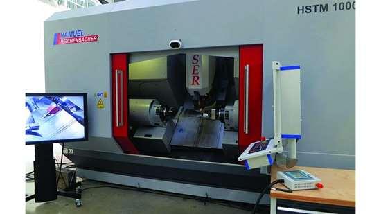 Hamuel Reichenbacher machine tool