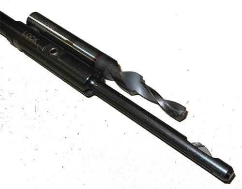 combination  E-Z Burr tool