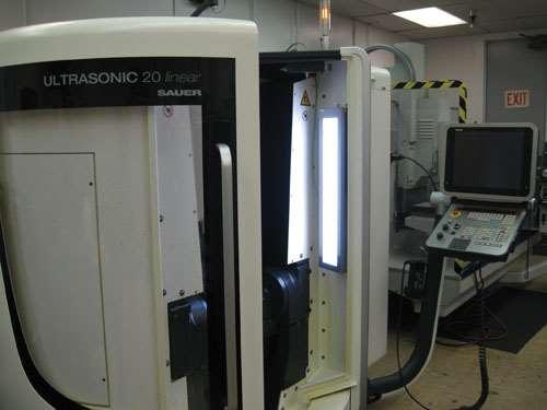 ultrasonic machining center