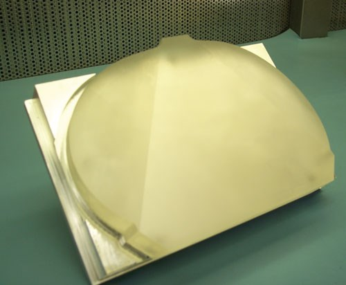 mirrors for the Orbiting Carbon Observatory 2