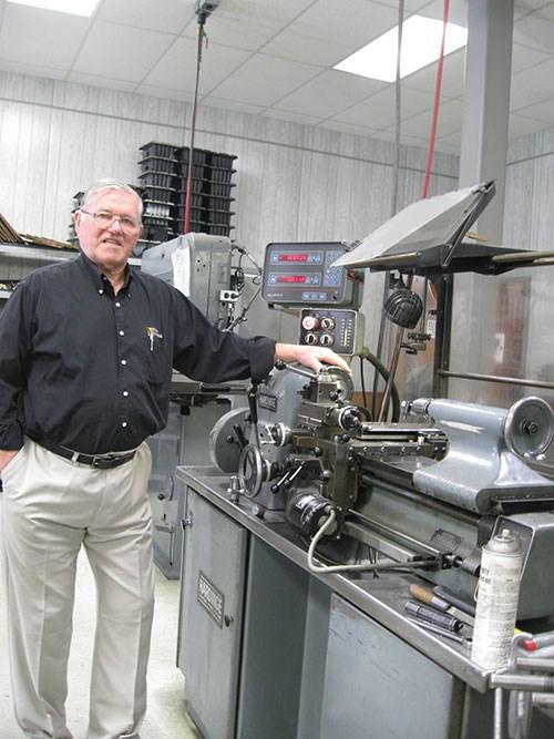 Aztalan's CEO Jim Brey