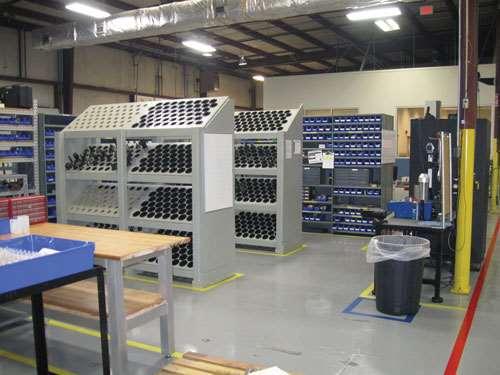 tool area