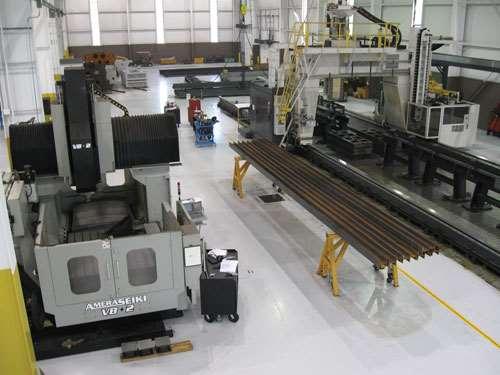 machining center