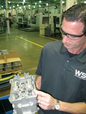 repeating parts at WSI
